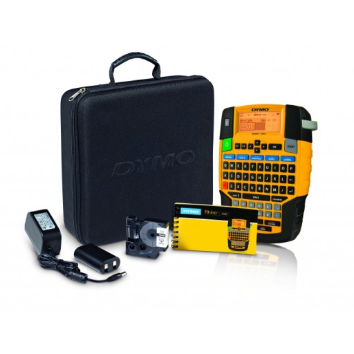 Dymo RHINO 4200 QWERTY Case kit