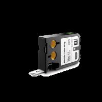 DYMO 1868807 XTL Flexibele kabelwikkel 19mm zwart op wit