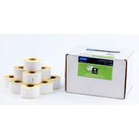 Dymo 13187 groot verpakking brede adresetiketten 89mm x 36mm