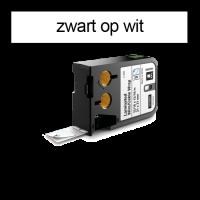 DYMO 1868707 XTL kabelwikkel 38x21mm zwart op wit