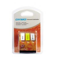Dymo LetraTag 91240 / S0721790 starterkit 3-pack